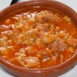 Мясные блюда Андалусии. Flamenquín