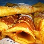 Десерты Астурии. Frixuelos