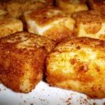 Десерты Кантабрии. Leche frita