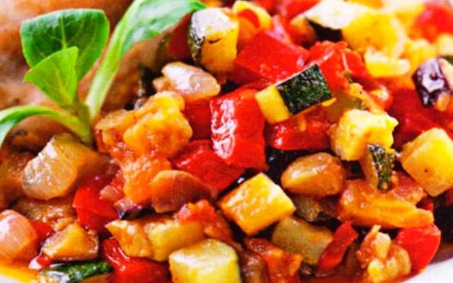 Писто - овощное рагу