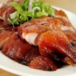 Пата асада — запеченный в духовке свиной окорок