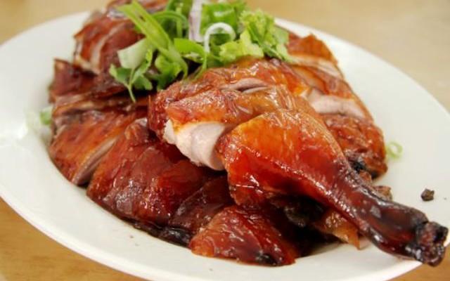 Пата асада (Pata asada) — запеченный в духовке свиной окорок