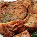 Мясные блюда Кантабрии. Chuleton