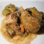Мясные блюда Астурии. Сaldereta de cordero