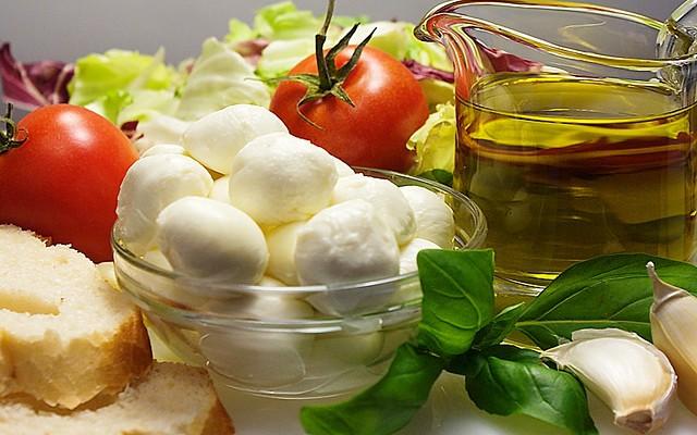 Средиземноморская диета - определенная система питания