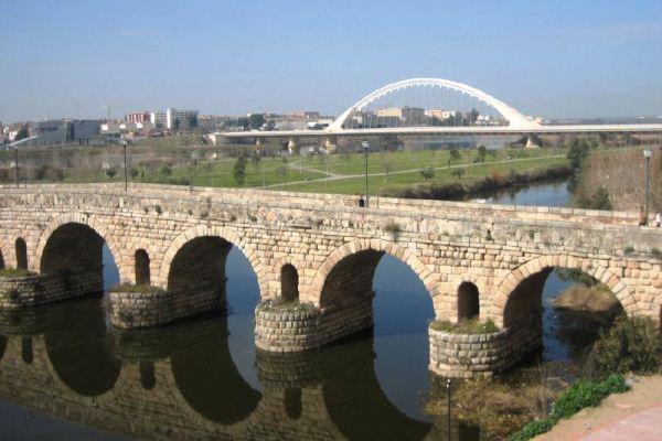 Римский мост в Мериде (Эстремадура)