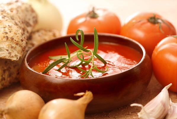Гаспачо - визитная карточка кухни Андалусии