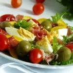 Меню средиземноморской диеты на 7 дней