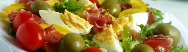 Испанские салаты