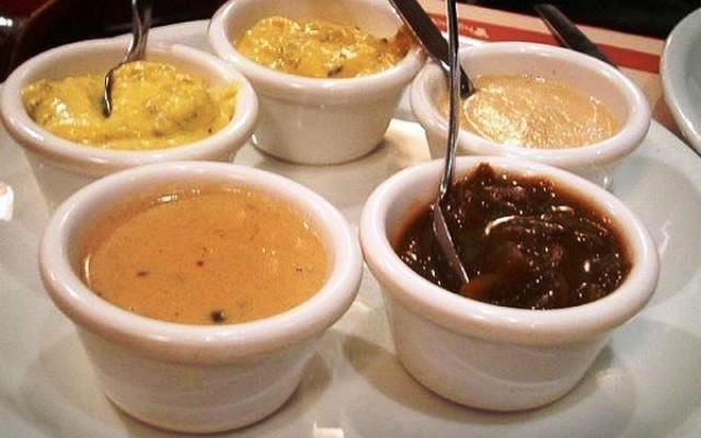 Испанские соусы