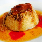 Десерты Канарских островов. Leche-asada