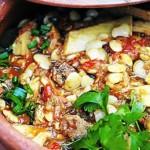 Мясные блюда Андалусии. Оlla de trigo