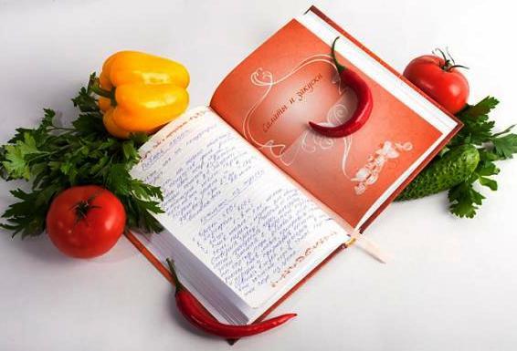 Рецепты испанской кухни в вашу коллекцию