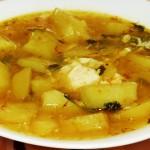 Кальдо де папас — картофельный суп