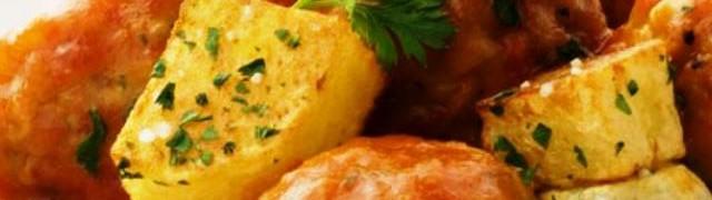 Фрикадельки в соусе из петрушки (Albondigas con Salsa de Perejil)