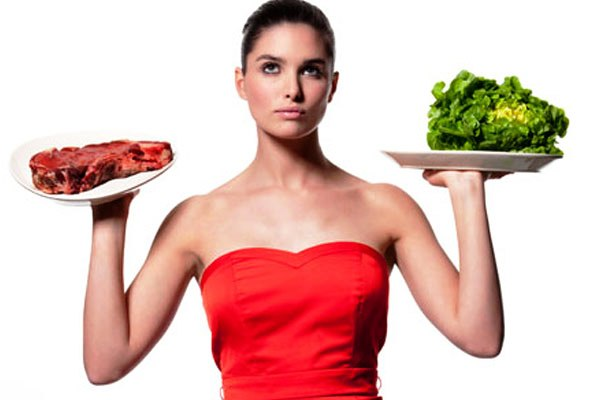 Диеты для похудения и против заболеваний