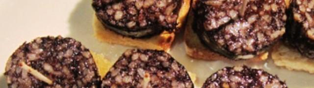 Морсилья фрита (morcilla frita)