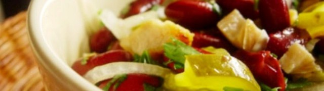 Ремохон (remojon) – испанский салат