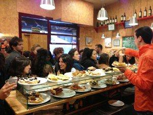 Тапас-бары Барселоны. Blai Tonight