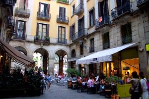 Тапас-бары Барселоны. El Rincon Del Cava