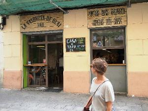 Тапас-бары Барселоны. La Tasqueta de Blai