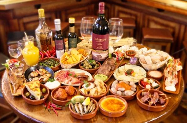 Тапас-бары Барселоны