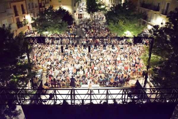 Фестиваль «Сладкие фрукты» в Арагоне