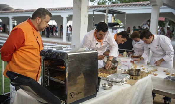 Новый кулинарный конкурс на канале Telemadrid