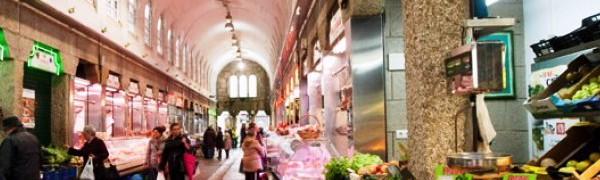 Сантьяго-де-Компостела в ожидании гастрономического фестиваля