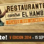 Объявлено начало акции «Рестораны против голода 2014»