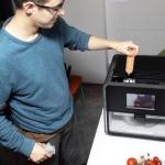 Мир засвидетельствует первый 3D-ужин в Барселоне и Нью-Йорке