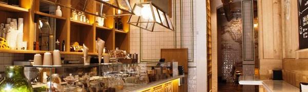 Шоколадное кафе Ориоля Балагера в Барселоне