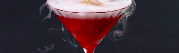 Зловещие коктейли для Хэллоуина