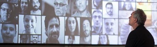 Выставка в Мадриде «Ферран Адриа. Аудит творческого процесса»