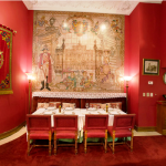 Ресторан Мадрида Taberna del Alabardero отпраздновал свое 40-летие