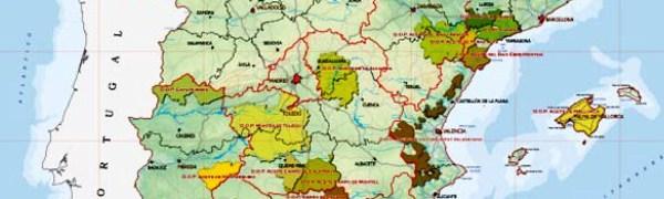 Карта производителей оливкового масла