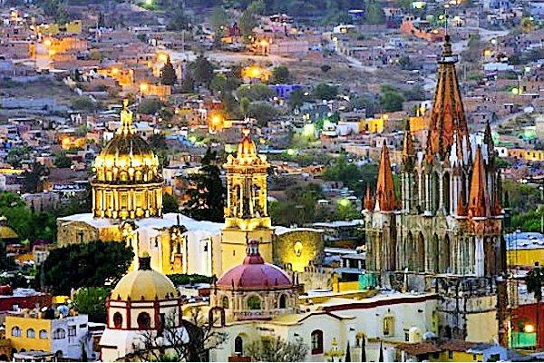 Гуанахуато в Мексике