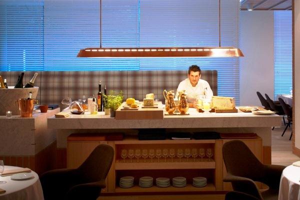 Ресторан Хоная Армаса «The Principal» в Гонконге