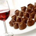 Вино и шоколад – великолепное сочетание в новом испанском бренде «V&C»
