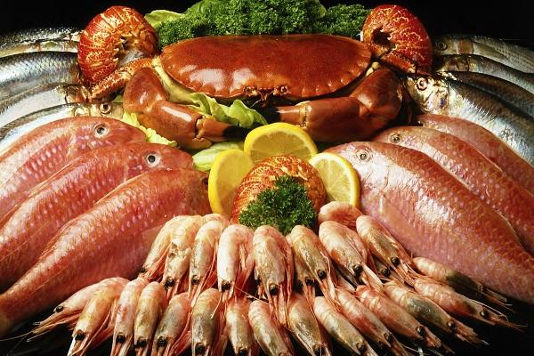 Рыба и морепродукты в Испании