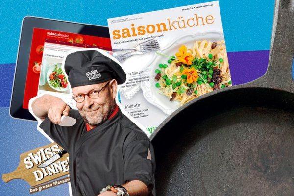 В Швейцарии организованы мастер-классы по испанской кухне