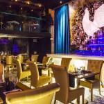 Акробаты, канатоходцы, жонглеры — в новом ресторане Мадрида