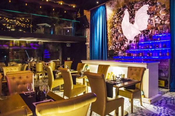 """Ресторан """"ZOE GastroClub"""" в Мадриде"""