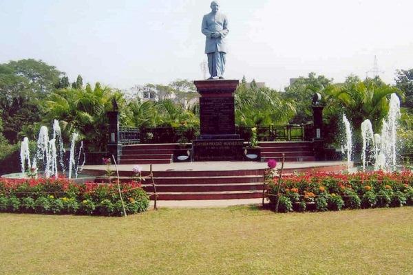 Парк Неру в Дели