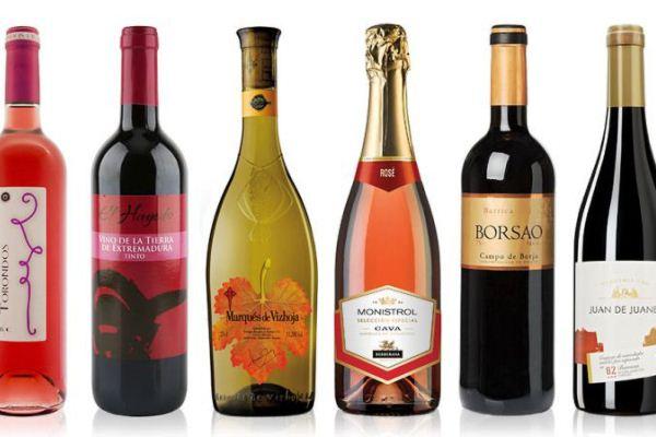 Испанские вина качественные, вкусные, и всего за 2 евро