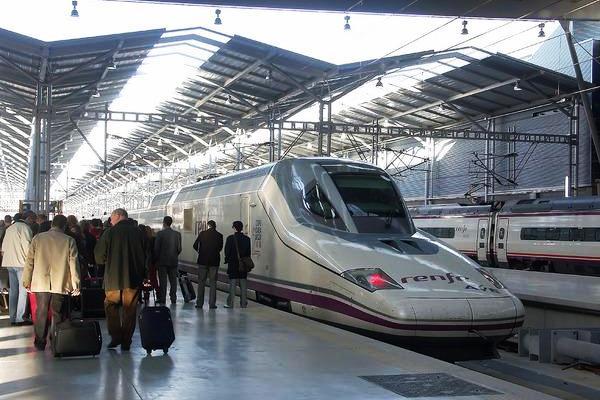 Поезда AVE в Испании
