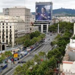 В Барселоне введены в эксплуатацию интерактивные остановки