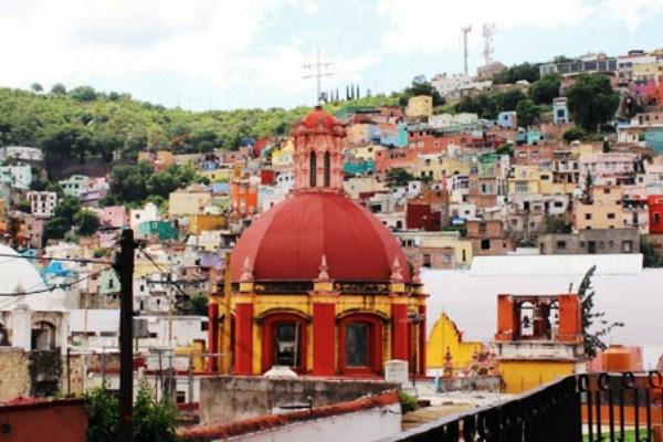 Мексиканский город Гуанахуато