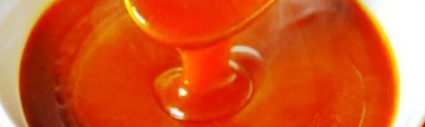 Кисло-сладкий соус с ананасами