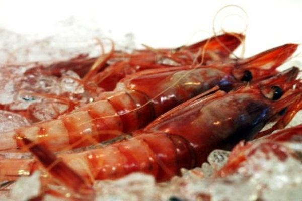 Кулинарный конкурс «Красная креветка»